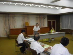 2010年第1回福祉健康部会